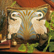 Swans Cushion Panel Needlepoint Kit additional 2