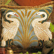 Swans Cushion Panel Needlepoint Kit additional 1