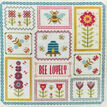 Bee Lovely Cross Stitch Kit additional 2