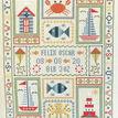 Boat Birth Sampler Cross Stitch Kit additional 1