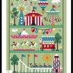 All The Fun Of The Fair Cross Stitch Kit additional 1