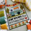 Caravan Days Cross Stitch Kit additional 2