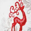 Reindeer Table Runner Cross Stitch Kit additional 2