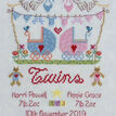 Twins Cross Stitch Kit additional 2