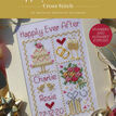 Happily Ever After Cross Stitch Wedding Card Kit additional 2