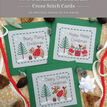 Woodland Friends Cross Stitch Christmas Card Kits (Set of 3) additional 2