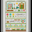 The Flowers Of Tomorrow Cross Stitch Kit additional 2
