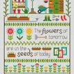 The Flowers Of Tomorrow Cross Stitch Kit additional 1