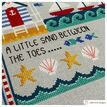Sun, Sea And Sand Cross Stitch Kit additional 4