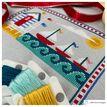 Sun, Sea And Sand Cross Stitch Kit additional 3