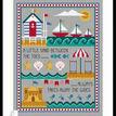 Sun, Sea And Sand Cross Stitch Kit additional 2
