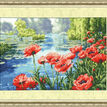 Summer Colours Cross Stitch Kit additional 2