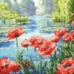 Summer Colours Cross Stitch Kit additional 1