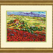 Tuscan Poppies Tapestry Kit additional 2