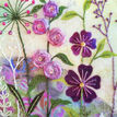 Purple Garden Embroidery Kit additional 3
