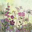 Purple Garden Embroidery Kit additional 1