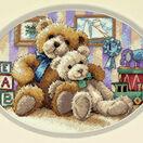 Warm & Fuzzy Cross Stitch Kit additional 1