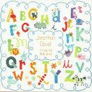 Alphabet Birth Cross Stitch Record Kit additional 1