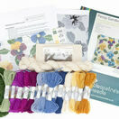 Pansy Garden Herb Pillow Tapestry Kit additional 3