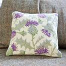 Thistle Herb Pillow Tapestry Kit additional 1