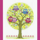 The Owls Have It Cross Stitch Kit additional 2