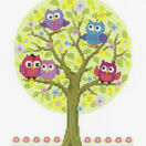 The Owls Have It Cross Stitch Kit additional 1