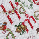 Have Yourself A Merry Little Christmas Cross Stitch Kit additional 3