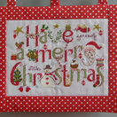 Have Yourself A Merry Little Christmas Cross Stitch Kit additional 7