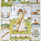 23rd Psalm - The Lord Is My Shepherd Cross Stitch Kit additional 1
