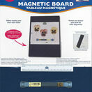 Large Magnetic Chart Holder With Stand additional 1