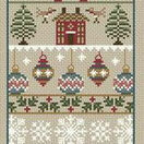 Merry Christmas Cross Stitch Kit additional 1