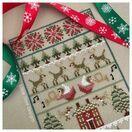 Merry Christmas Cross Stitch Kit additional 2