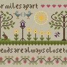 Friendship Sampler Cross Stitch Kit additional 2