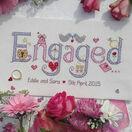 Engaged Cross Stitch Kit additional 2