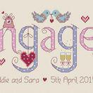 Engaged Cross Stitch Kit additional 5