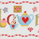 Welcome Word Cross Stitch Kit additional 3