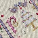 Mr & Mrs Cross Stitch Kit additional 3