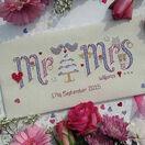 Mr & Mrs Cross Stitch Kit additional 1