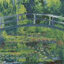 Monet - The Water-Lily Pond Cross Stitch Kit additional 1