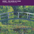 Monet - The Water-Lily Pond Cross Stitch Kit additional 2