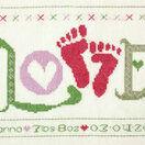 Love Baby Girl StitchKits Cross Stitch Kit additional 1