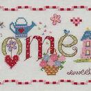 Home Garden Cross Stitch Kit additional 2