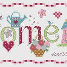 Home Garden Cross Stitch Kit additional 4
