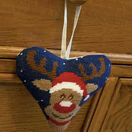Rudolph Tapestry Heart Kit additional 2