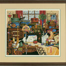 Maggie the Messmaker Cross Stitch Kit additional 2
