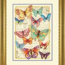 Butterfly Beauty Cross Stitch Kit additional 2