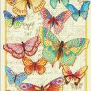 Butterfly Beauty Cross Stitch Kit additional 1