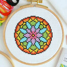 Beginners Modern Flower - Learn How To Cross Stitch Complete Tutorial Kit additional 5
