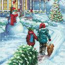 Christmas Tradition Cross Stitch Kit additional 1
