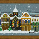 Christmas City Cross Stitch Kit additional 2